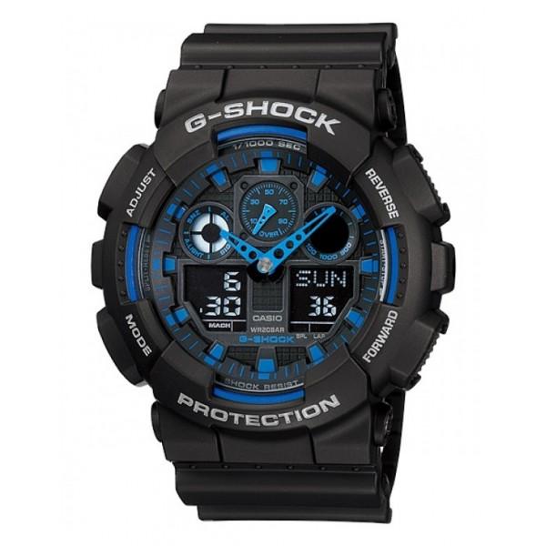 Мъжки спортен часовник Casio GA-100-1A2ER